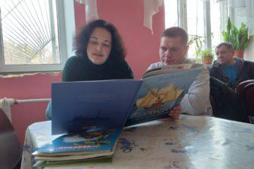 Ознакомительная встреча с проживающими в Гатчинском ПНИ