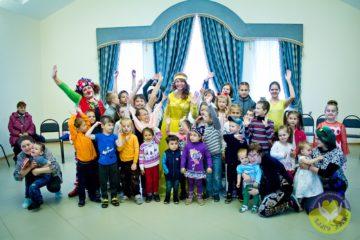 Благотворительный праздник для детей Лето для всех прошел на ура!